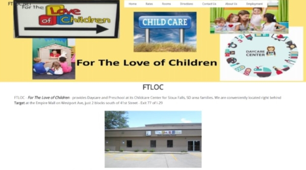 For the Love of Children Day Care
