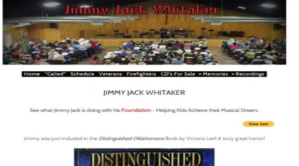 Jimmy Jack Whitaker