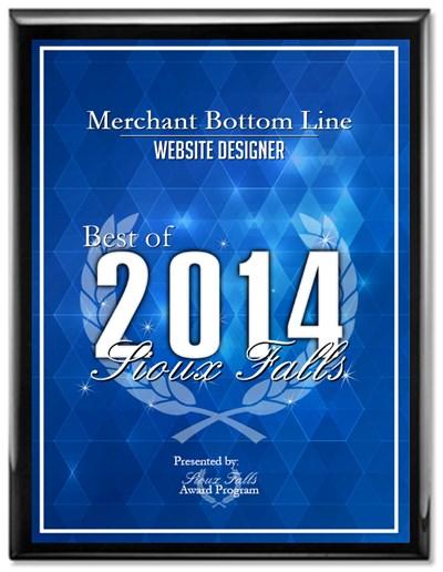 MBL Website Design Award
