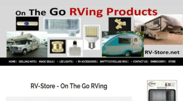 on the Go RVing Products