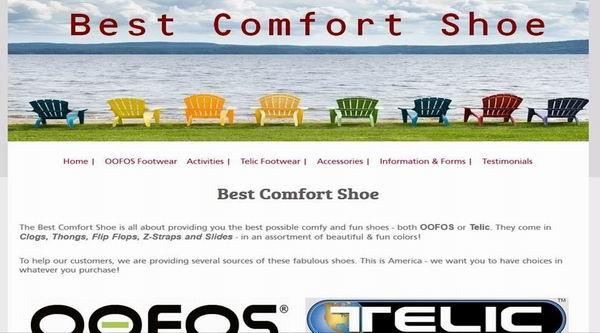 Best Comfort Shoe