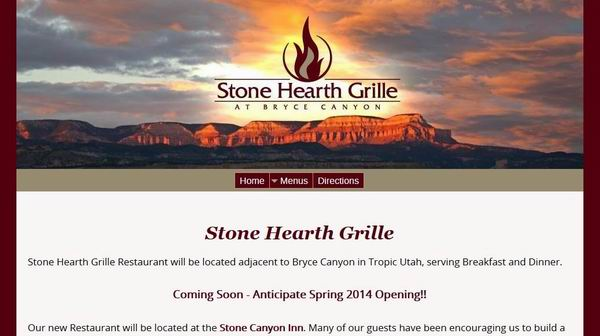 Stone Hearthe Grille