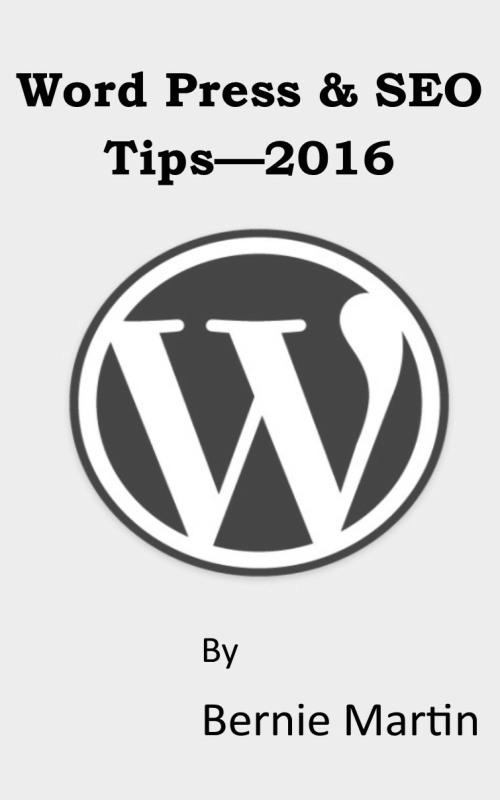 Word Press & SEO Tips