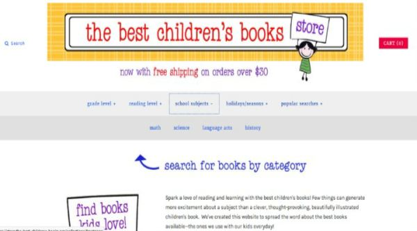 The Best Children's Books