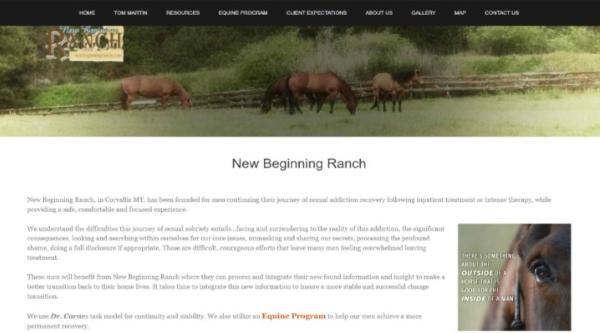 New Beginning Ranch